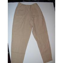 Pantalon Importado Laundry By Shelli Segal Talle 4
