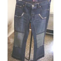 Scombro Jeans Mujer, Talle 27-de Cintura Todo Alrededor 84cm