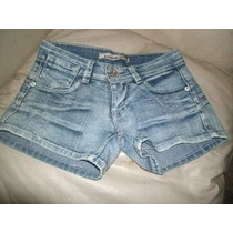 Shorts Bermuda Mini De Jeans Divinos!!