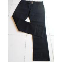 Jean Elastizado Negro Talles Especiales Xl 2xl 3xl 4xl