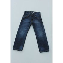 Pantalón Jeans (l.0.g.g.).talle:5 - 6 Años.100% Orig. (usa)