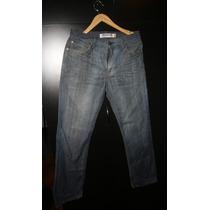 Pantalon De Jean Levis 505 Hombre Regular Fit Talle W30 L34