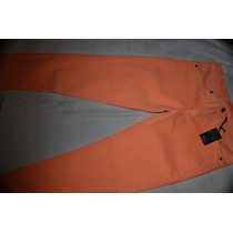 Jean Chupin Jazmin Chebar Color Naranja Rosado Nuevo