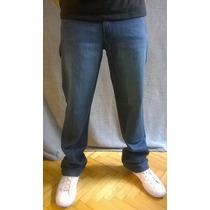 Jean Hombre Talle 42 Color Azul Recto