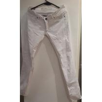 Pantalon Blanco Tabatha Chupin Talle 30