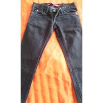 Vaquero De Jeans Negro Taverniti