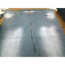 Pantalón De Jeans Talles Especial Buenisimos
