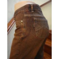 Ossira Pantalon Jeans Elastizado Con Brillo Talle 26