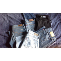 Jeans Levis Mujer