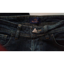Jeans Allo Martinez Chupin Impecable!