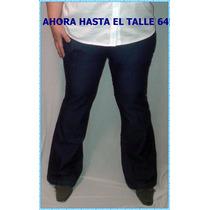 Jeans Oxford Elastizados, Talles Grandes