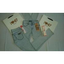 Jeans Discontinuos Rapsodia -tucci - Akiabara