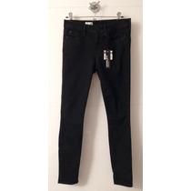 Pantalón Chupín Negro Gap® 1969 Nuevo Tiro Medio