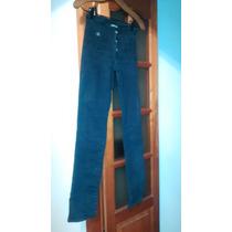 Pantalon Se Jean Osh Kosh Elastizado Color Negro