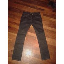 Pantalon Jean Siamo Fuori Negro