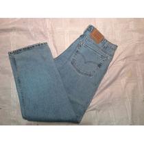 Pantalon De Jeans Levis Hombre 505 W38 L32 Made In Usa Nuevo