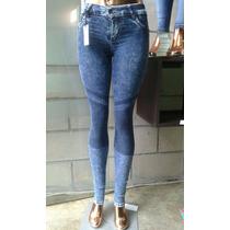 Jeans Nina Parche Pintado X Mayor 6 Prendas X $ 1300