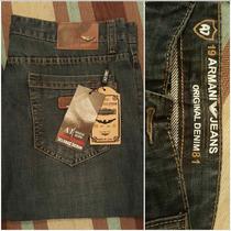 Jeans Armani Hombre