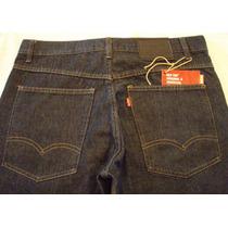 Jeans Levis Hombre Tradicionales - No Elastizados Y Rectos