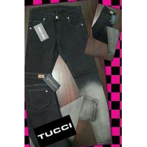 Jeans Tucci Negro Degrade