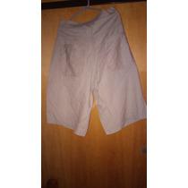 Bermuda Gabardina Hombre_sismo Jeans Talle 44