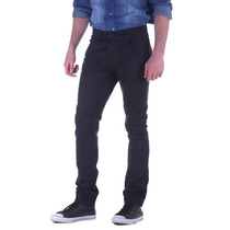 Jeans Lee Macky Denim Stretch Hombre Negro (10116410067901)