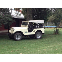 Jeep Willys 1960, 4x4 Hecho A Nuevo!!!