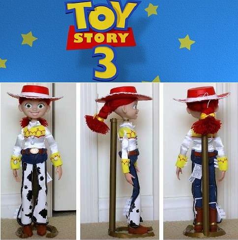 Jessie La Vaquerita De Toy Story. Jugueteria Baby Kingdom ...