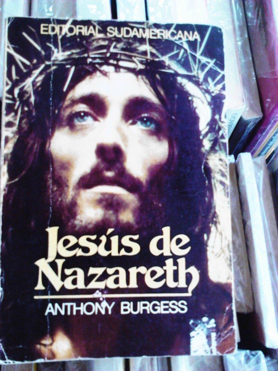 Anthony Burgess jesus