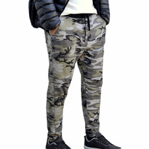 Pantalon Babucha Camuflada Hombre The Big Shop