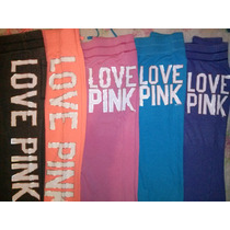 Babuchas Victoria Secret Pink