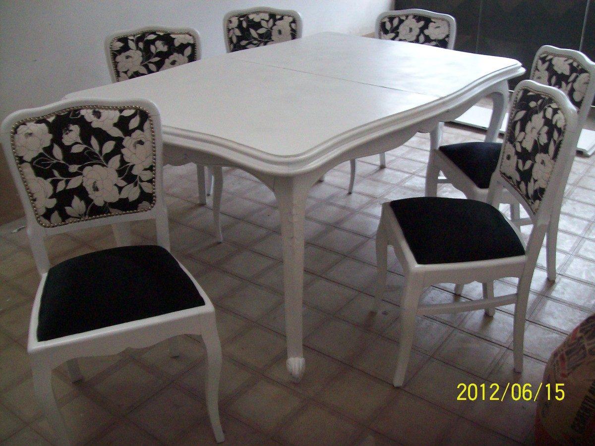 Mesa comedor louis xv car interior design for Sillas comedor luis xv