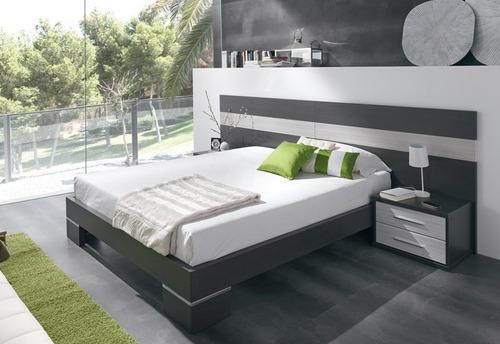 Juegos de dormitorio modernos imagui for Juego de dormitorio queen