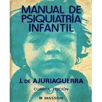 Manual De Psiquiatría Infantil