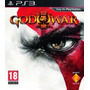 Ps3 God Of War 3 Usado Impecable Local Banfield