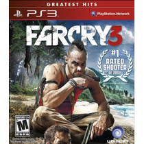 Far Cry 3 Ya!! Tarjeta Digital -gorosoft-