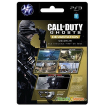 | Call Of Duty Ghosts Devastation Ps3 Store | Microcentro |