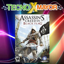 Assasin Creed 4 Black Flag Juego Pc Original Microcentro