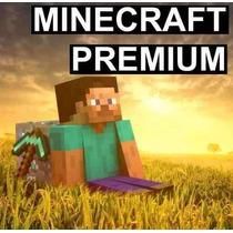 Minecraft Premium Original Servidores Mods Skins