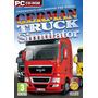 German Truck Simulator - Juego Pc Box Original