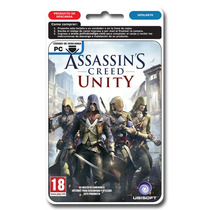 Assassins Creed Unity Juego Pc Original Platinum Stock