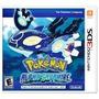 Pokémon Alpha Sapphire - Nintendo 3ds Americanos Sellados!
