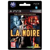 La Noire The Complete Edition Juego Ps3 Store Microcentro