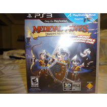 Medieval Moves Nuevo Sellado Ps3