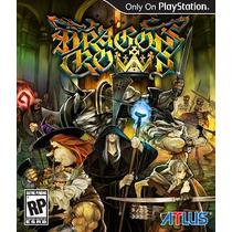 Dragons Crown Digital. Tenelo Hoy En Tu Play