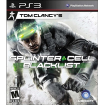 Splinter Cell Blacklist Digital Original Tenelo Hoy A $359