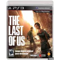 The Last Of Us - Juego Ps3 - Tarjeta - ****mercadolider****