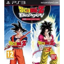 Dragon Ball Z Budokai Hd Collection, Cd En Caja, Nuevo