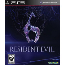 Ps3 Resident Evil 6 Impecable Electro Alsina Banfield