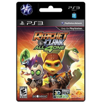 | Ratchet & Clank All 4 One Juego Ps3 Store Microcentro